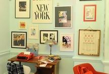 Interior inspiration   Gallery Wall