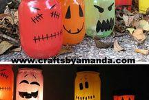 Halloween Fun! / by Jamie Gronlund-Moebes