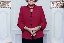 Anton Corbijn - Queen Beatrix / Dutch Photographer