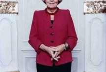 Anton Corbijn - Queen Beatrix / Dutch Photographer