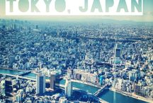 Tokyo / by Natalie Cooney