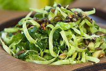 Salad. / Different kinds of Salad.