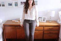 Jak urządzić mieszkanie 38m2 - wnętrze młodej projektantki / http://www.szczyptadesignu.pl/2014/03/jak-urzadzic-mieszkanie-38m2-wnetrze.html