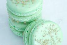 Mint groen / Een mooie pastelkleur die je terug ziet in het interieur maar ook in de mode.