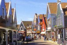 Volendam my town
