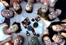 The Body Shop - Very Good Moment / Nos Hôtes ont pu profiter d'un Moment de pur bien-être entre copines avec @TheBodyShopFrance !