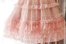 [LOLITA] petticoat - ideas