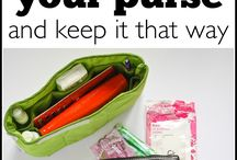 Handbag organization