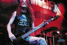 Cliff Burton (The god of bass and fuzz)