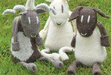 Animal Knitting Patterns