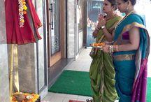 Gudi Padwa Celebration 2017 @ Antara Jewellery