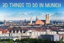 30 Things to Do in Munich / 30 Things to Do in Munich - www.monaco-baviera.it