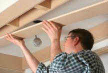 Box ceilings