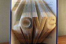 Doblar páginas de libros