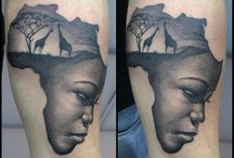 África tatoo