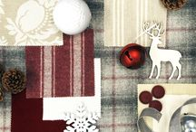 Moodboards / Take inspiration from our monthly moodboards, using a selection of Ian Mankin fabrics.