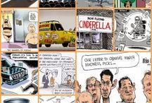 Cartoon / Today's Editorial Cartoon