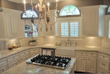 Decor--Kitchen / by Emily Peter
