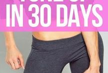 Tone up in 30 days