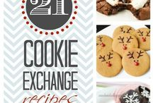 Cookie Exchange Recipes / by Arielle Mastellar