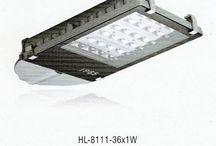 Lampu LED PJU 36 40 W