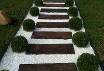 entrada jardim