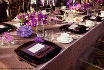 Color scheme: Purples
