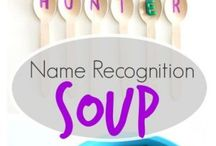 Name Recognition Activities