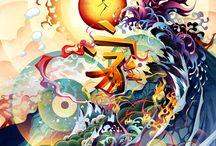 art inspiration / by Mark Eymer