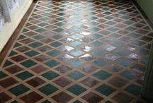 turtles floors