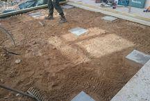 chantier 4 - terrasse en composite