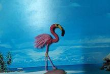 flamingo miniature crochet / https://m.youtube.com/channel/UCMq9r5fd2d1lUrtbAfZJ6sA/videos Www.etsy.com/shop/asiashopgifts  Www.facebook.com/asiashopgifts  www.pinterest.com/asiashopgifts www.instagram.com/asiashopgifts https://plus.google.com/+TrâmVũVươngMai