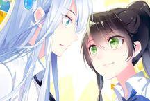Пары аниме