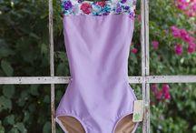 Swimwear #pastel