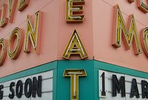 Cinemas / Images found on Pinterest or while searching the World Wide Web