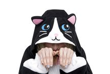 Kigu Cute & Cuddly / Love to snuggle up? The range of Kigu Cute & Cuddly Onesies includes your favourite, domestic, farm and fantasy animals from soft Unicorns to Tabby Cats and Blue Alpacas!