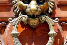 Aldrabas-doorknockers