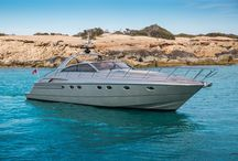 Ibiza Boat Rental - Princess V55