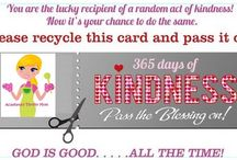 365 Days of Kindness / by AcadianaThrifty