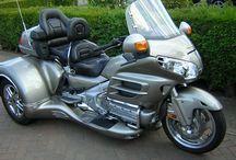 Motoren / Trikes, Goldwings