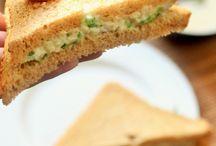 Snacks & Sandwiches