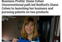 Diane O'Dette Cohen / www.linkedin.com/pub/diane-o-dette-cohen/45/b70/b47/ http://bedford.wickedlocal.com/article/20140421/NEWS/140429355