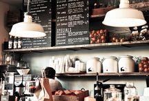Café i hörnrummet
