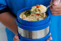 Recipes: School Lunches / Ideas for packing lunches