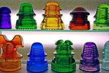 Colors in glass / by Julie Steigerwalt