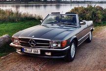 Mercedes Benz R107 series