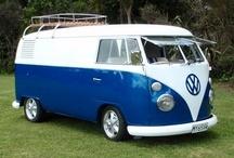 VW Type II Split / by Blair Vernon