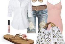 clothes/handbags/shoes