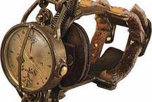 steampunk / analog diy bionics / by charley mccoy
