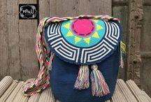 Wayuu ve çanta